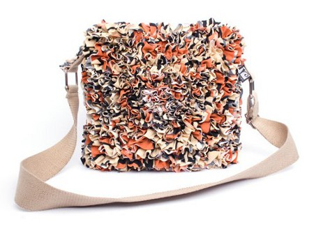 Modelli di borse in fettuccia