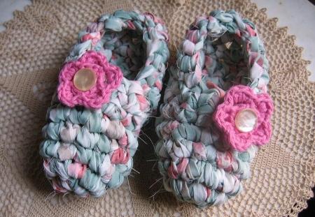 pantofole in fettuccia