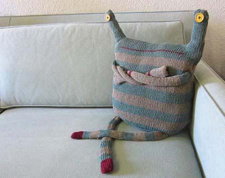riciclare un maglione
